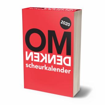 Omdenken Scheurkalender VOORBESTELLING