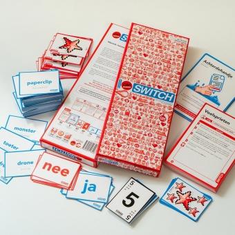 Omdenken Switch kaartspel