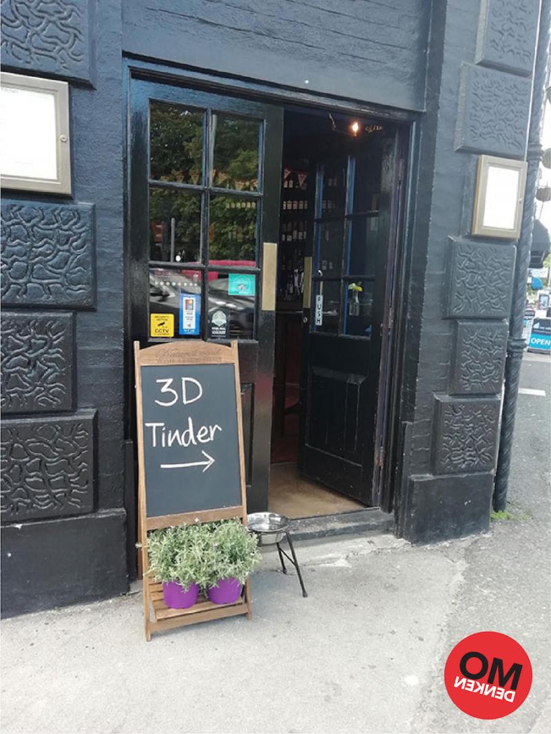 3D Tinder