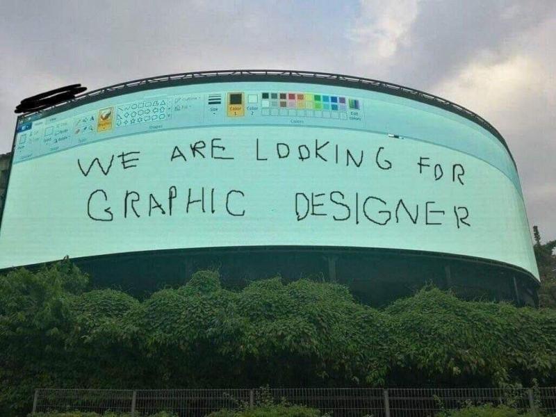 Designer nodig