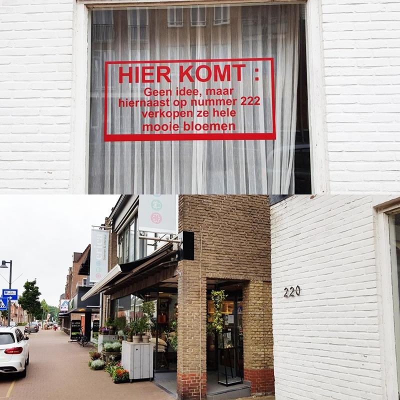 (H)eerlijke reclame in Borne