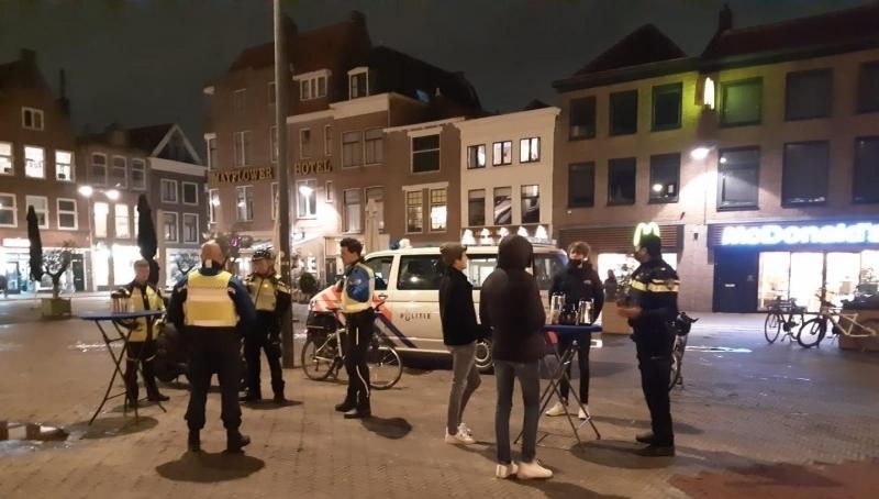 Bron foto: Facebookpagina Politie Leiden Midden