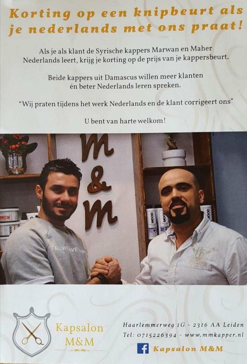 Syrische kappers