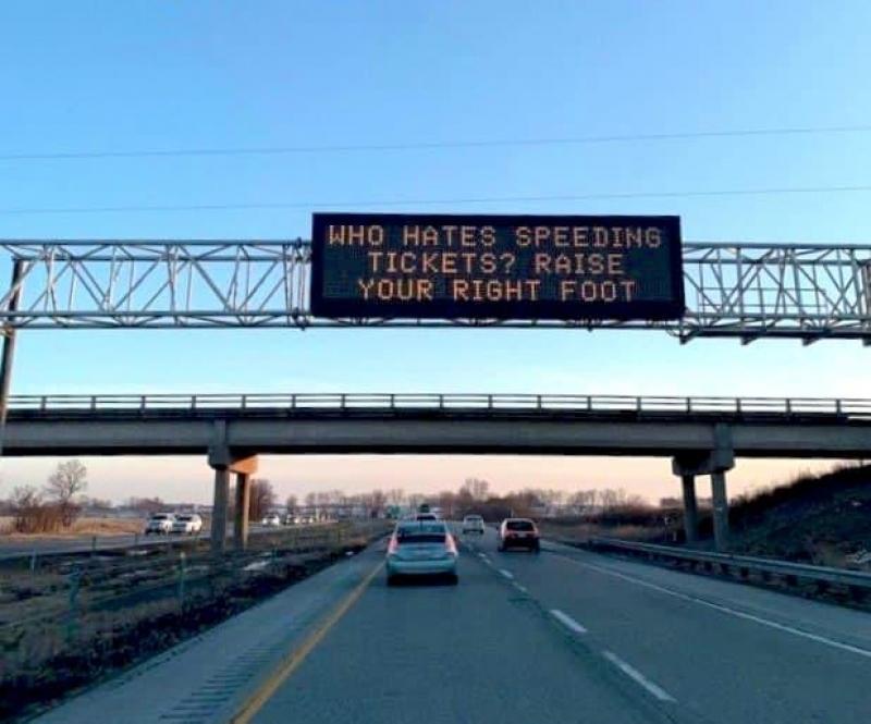 Who hates speeding tickets?