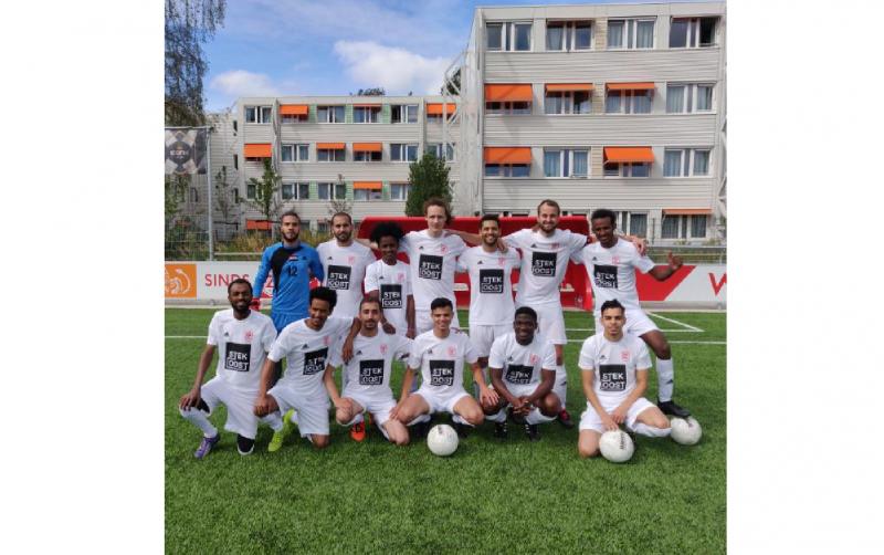het Stek Oost voetbalteam