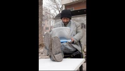 Dakloze hotspot