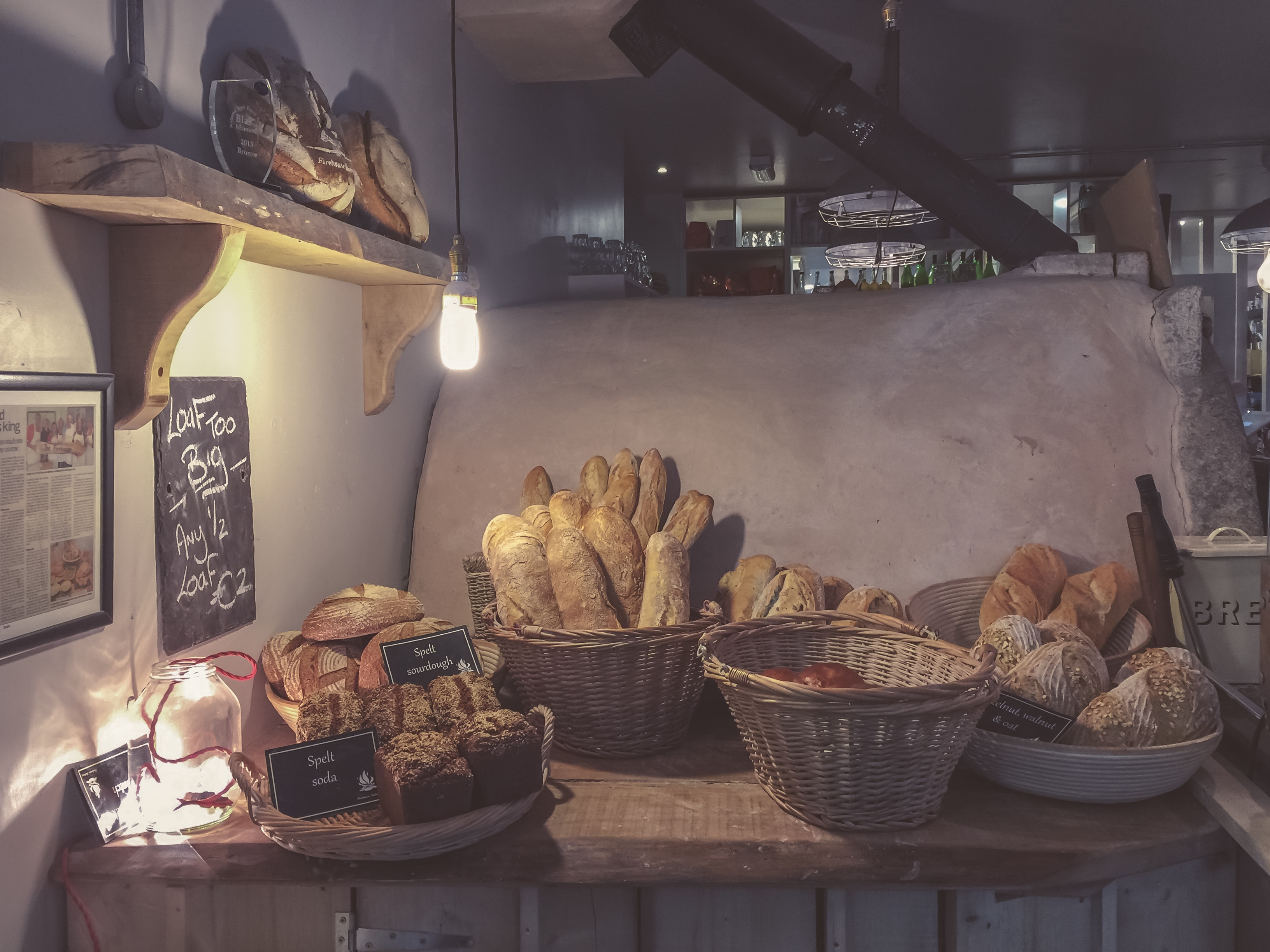 Geen brood, wat nu?