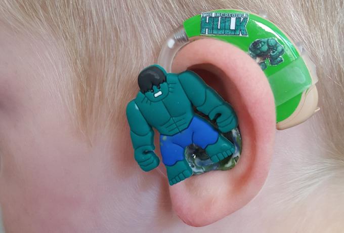 Cool gehoorapparaat