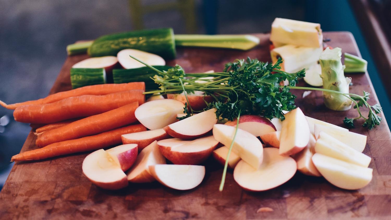Lust geen groenten