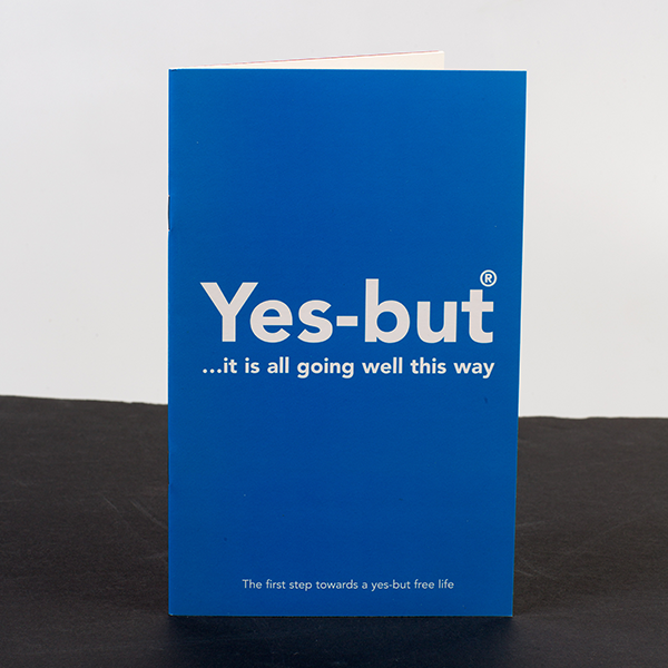 Yes-but brochure