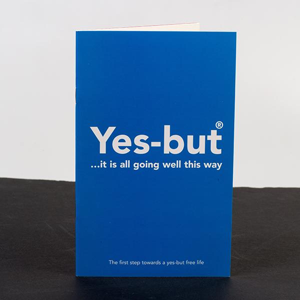 Yes-but brochures – 5 stuks