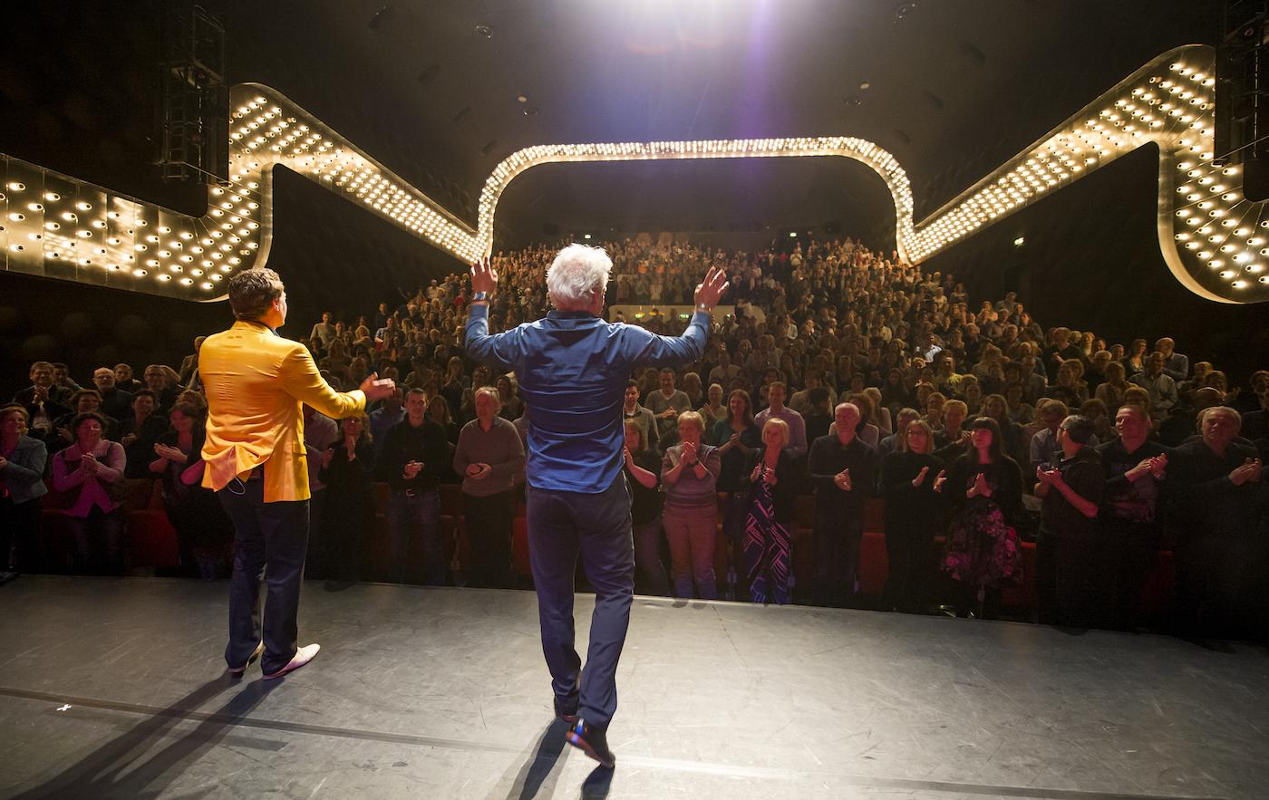 Omdenken Theatershow nog 1 keer te zien