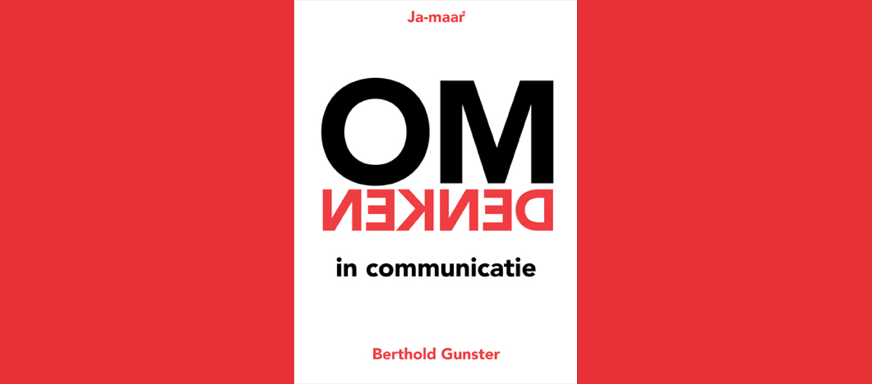 Nieuw boek: Omdenken in communicatie