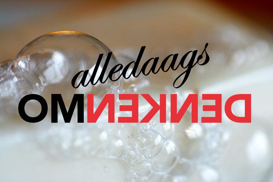 Alledaags omdenken: afwasmiddel