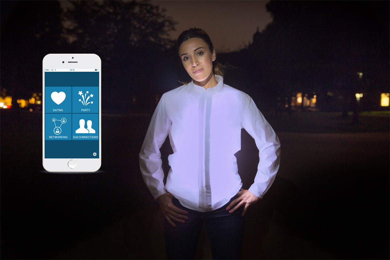 Interactive Jacket