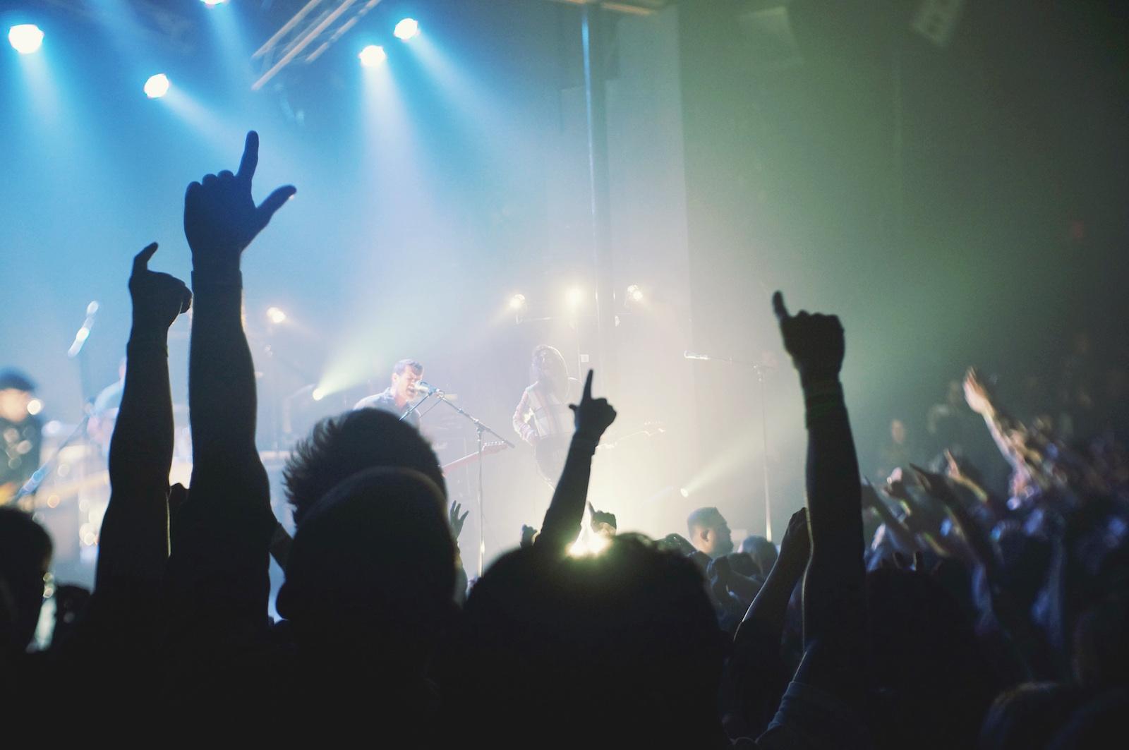 Concertkletsers
