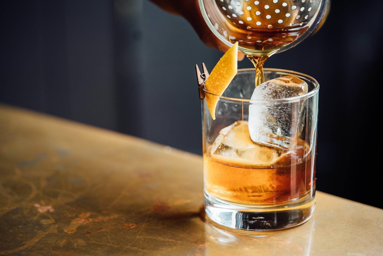 Van bosbrand naar whisky