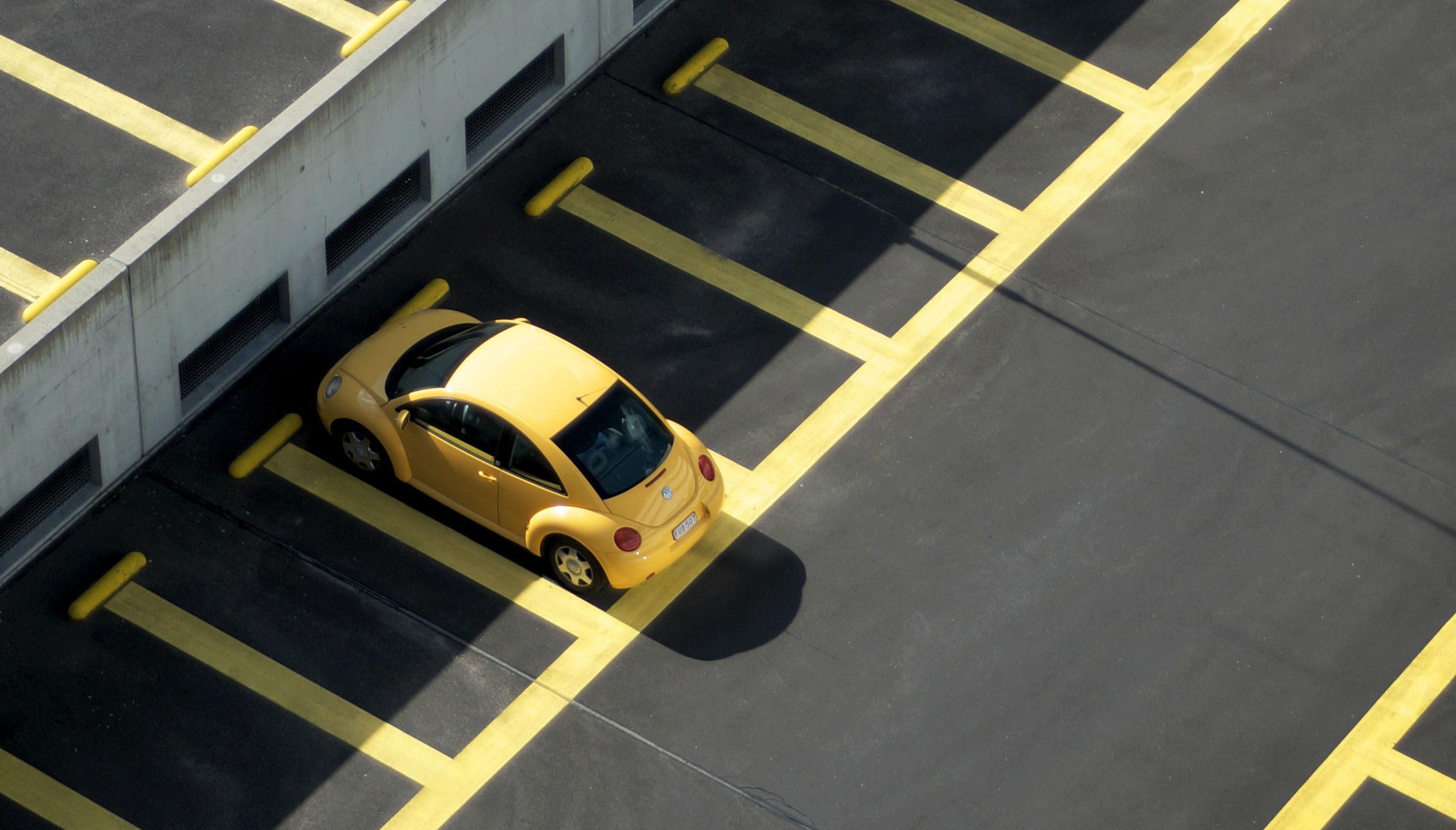 Geld verdienen met parkeren