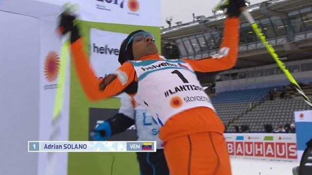 Slechtste skiër ter wereld