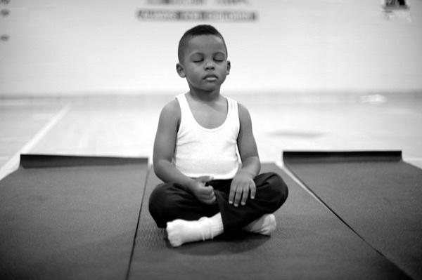 Mediteren in plaats van nablijven