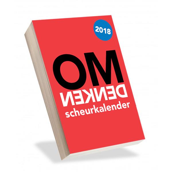 Omdenken Scheurkalender
