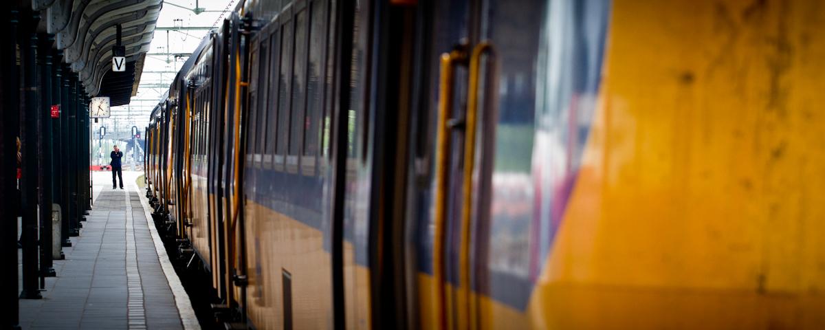 Reizen met het openbaar vervoer