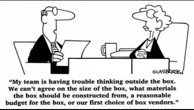 Thinking Outside-the-Box