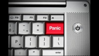 Geen paniek