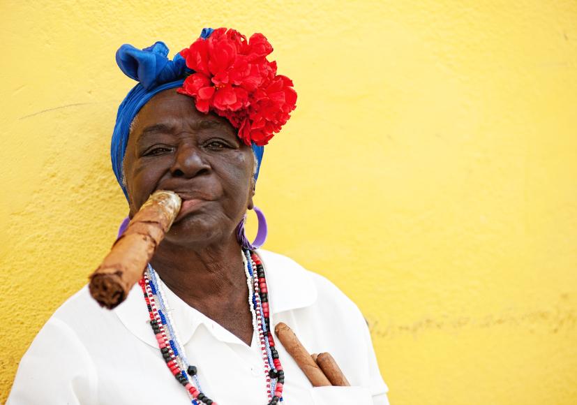 Dikke Cubanen