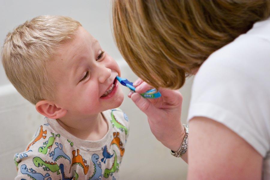 Expert in tanden poetsen