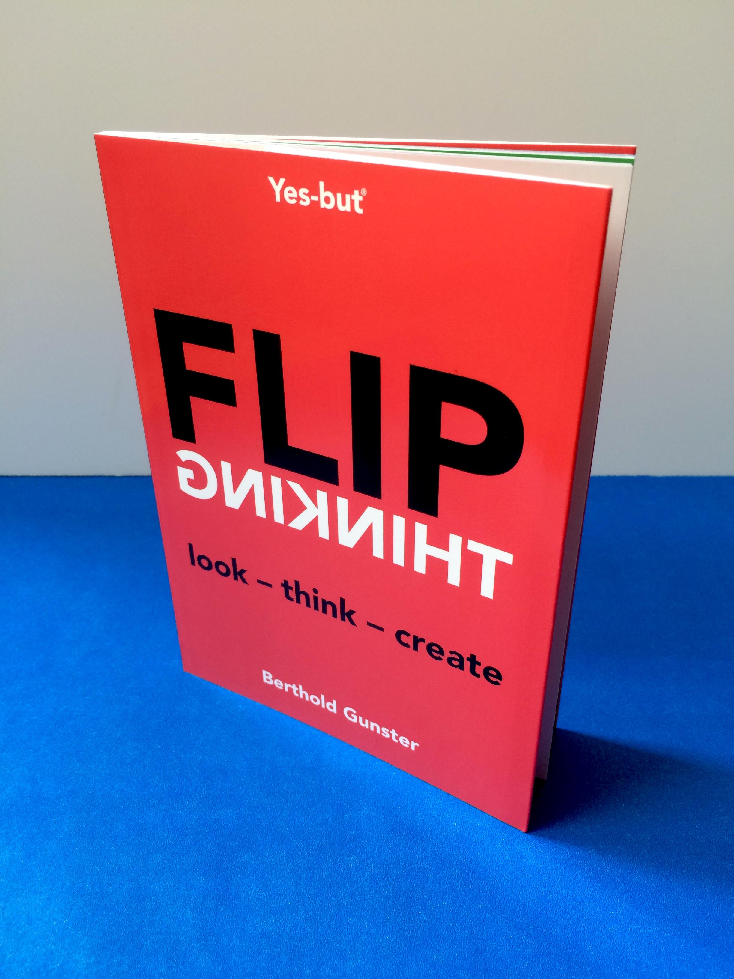 Het Flip-thinking boekje is er!