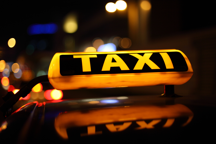 Taxibezorger