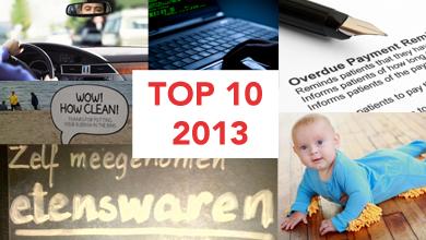 Top 10 quotes en verhalen 2013